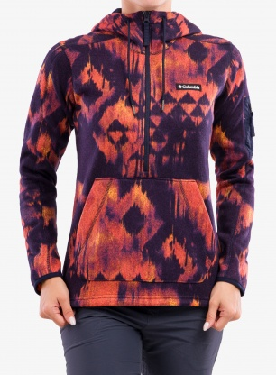 Bluza damska Columbia Sweater Weather Hooded Pullover - nocturnal