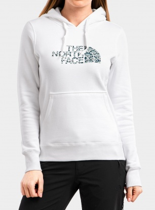 Bluza damska The North Face Drew Peak Pullover Hoodie - wht