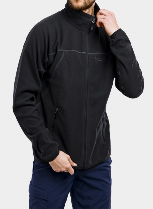 Bluza Marmot Pisgah Fleece Jacket - black