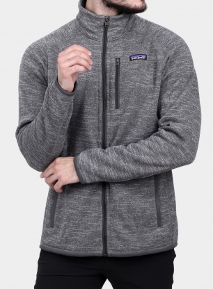 Bluza Patagonia Better Sweater Jacket - nickel