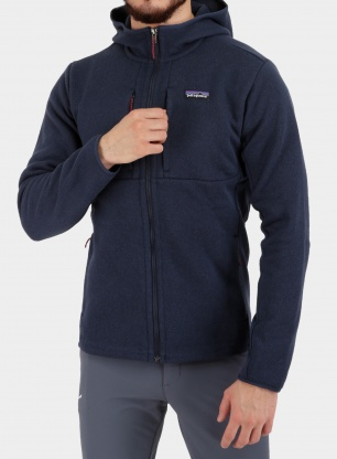 Bluza Patagonia Lightweight Better Sweater Hoody - navy