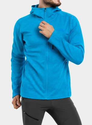 Bluza The North Face Canyonlands Hoodie - meridian blue