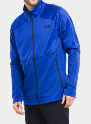 Bluza The North Face Croda Rossa Fleece - cobalt blue