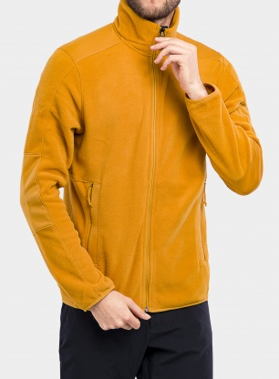 Bluza The North Face Diablo Fleece Jacket - citrine yellow
