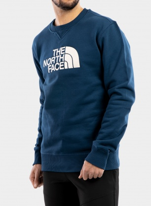 Bluza The North Face Drew Peak Crew - monterey blue