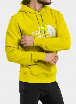 Bluza The North Face Drew Peak Pullover Hoodie - green