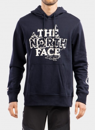 Bluza The North Face Himalayan Bottle Source Po Hoodie - navy
