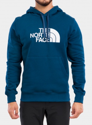 Bluza The North Face Light Drew Peak Pullover Hoodie - blue