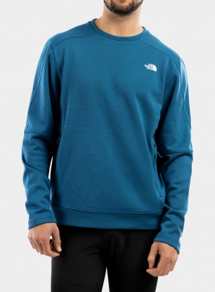 Bluza The North Face Lightning Pullover - moroccan blue