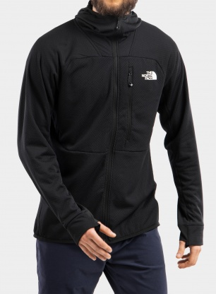 Bluza The North Face Summit L2 Hoodie - black