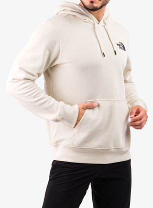 Bluza The North Face Walls Are Meant For Climbing P/O Hoodie - wht