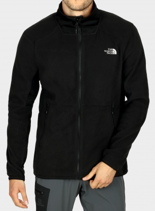 Bluza trekkingowa The North Face Kabru Full Zip - tnf black/tnf black