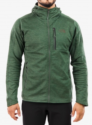 Bluza z kapturem The North Face Canyonlands Hoodie - thyme