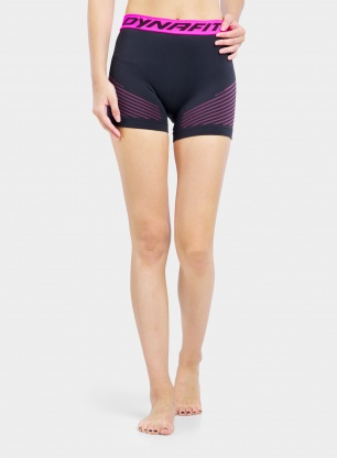 Bokserki damskie Dynafit Speed Dryarn Shorts - black out