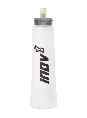 Softflask Inov-8 UltraFlask 0.5 Locking Cap - clear/black