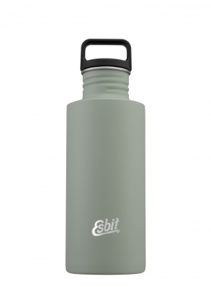 Butelka Esbit Sculptor Drinking Bottle 0.75L - stone grey