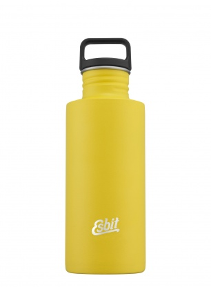 Butelka Esbit Sculptor Drinking Bottle 0.75L - sunshine yellow
