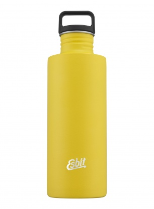 Butelka Esbit Sculptor Drinking Bottle 1L - sunshine yellow