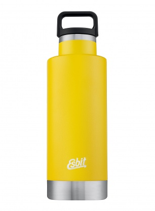 Butelka Esbit Sculptor Insulated Bottle 750ml - sunshine yellow