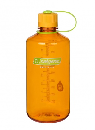 Butelka Nalgene Everyday Classic Narrow 1L - clementine