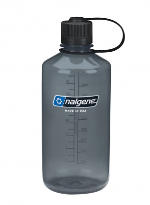 Butelka turystyczna Nalgene Classic Everyday Narrow Mouth 1L - graphit