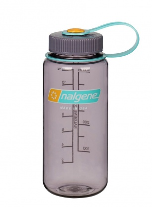 Butelka Nalgene Everyday Wide 0.5L - aubergine