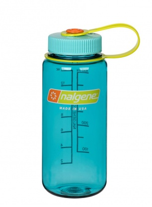 Butelka Nalgene Everyday Wide 0.5L - cerulean