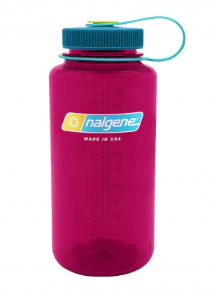 Butelka Nalgene Everyday Wide 1L - eggplant