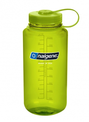 Butelka na wodę Nalgene Everyday Wide 1L - spring green