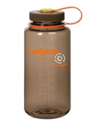 Butelka Nalgene Sustain Wide Mouth 1L - woodsman