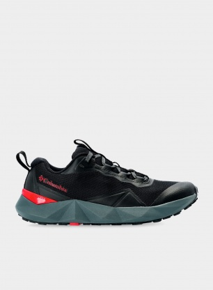 Buty Columbia Facet 15 - black/bright red