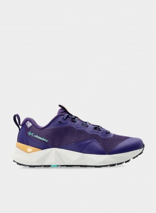 Buty damskie Columbia Facet 15 Outdry - deep purple/dolphin