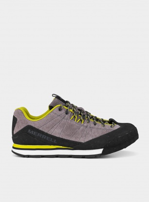 Buty damskie Merrell Catalyst Suede - charcoal
