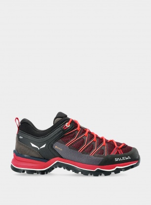 Buty damskie Salewa Mountain Trainer Lite GTX - pink/mystic
