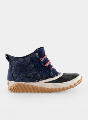 Buty damskie Sorel Out'n About Plus - collegiate navy