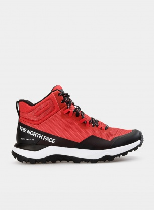 Buty damskie The North Face Activist Mid Futurelight - red