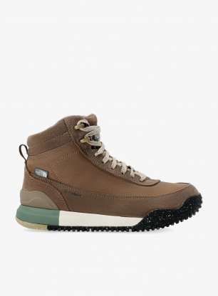Buty damskie The North Face Back-To-Berkeley III Leather WP - fossil