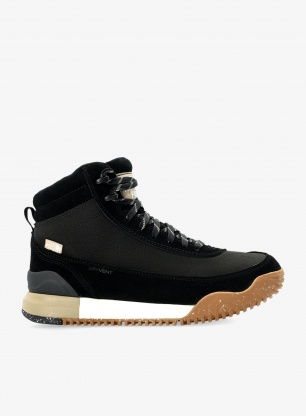 Buty damskie The North Face Back-To-Berkeley III Leather WP - tnf blk