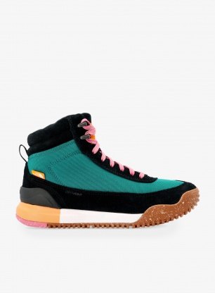 Buty damskie The North Face Back-To-Berkeley III Textile WP - spruce