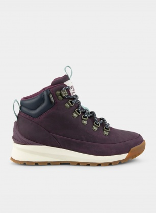 Buty damskie The North Face Back To Berkeley Mid WP - wine