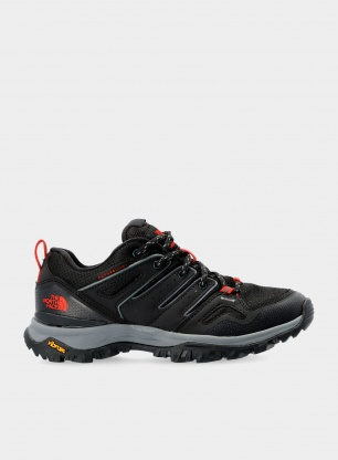 Buty damskie The North Face Hedgehog Futurelight - black/red