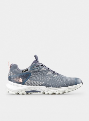 Buty damskie The North Face Ultra Fastpack III GTX Woven - grey