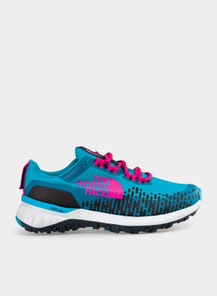 Buty damskie The North Face Ultra Traction FUTURELIGHT™ - sea/navy