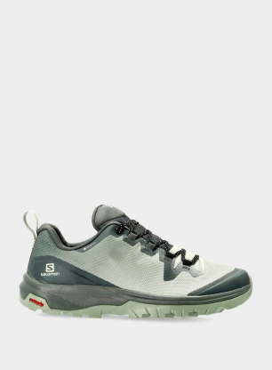 Buty GORE-TEX damskie Salomon Vaya GTX - urban chic/gray