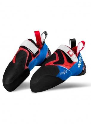 Buty Ocun Nitro - red/blue