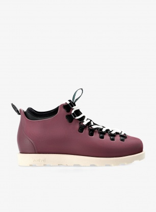 Buty outdoor damskie Native Fitzsimmons CityLite - red/wht
