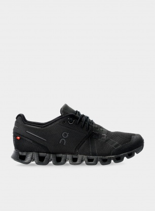 Buty outdoor damskie On Running Cloud - all black