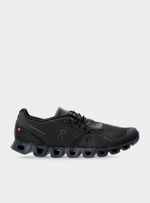 Buty outdoor On Running Cloud - all black