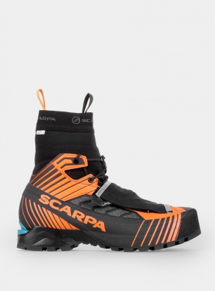Buty górskie Scarpa Ribelle Tech OD - black/orange