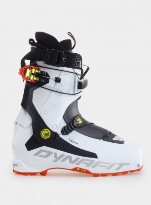 Buty skiturowe Dynafit TLT7 Expedition CL - white/orange